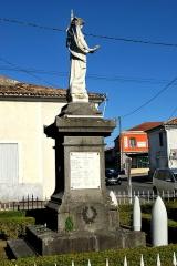 Eglise Saint-Pierre-ès-Liens - Lorignac église Saint-Pierre
