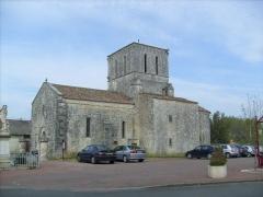 Eglise Saint-Pierre - Français:   Eglise de Lussant