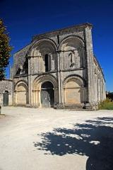 Eglise Saint-Herie - Deutsch: Ste.-Hérie,Westfassade