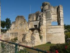 Château - English:   castle of Montguyon, Charente-Maritime, SW France