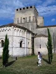 Eglise Saint-Pierre -  Charente-Maritime Mornac-sur-Seudre Eglise Saint-Pierre 18072005