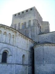 Eglise Saint-Pierre - L'église romane de Mornac sur Seudre