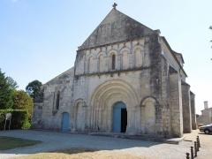 Eglise Saint-Saturnin - English: Mosnac (Charente-Maritime): Église Saint-Saturnin