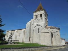 Eglise Saint-Pierre - Deutsch: Die Pfarrkiche Saint-Pierre in Neuillac