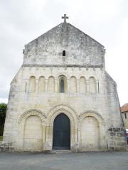 Eglise Saint-Vincent - English:   Reaux: church Saint-Vincernt
