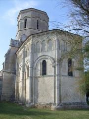Eglise Saint-Trojan - Français:   Eglise de Rétaud