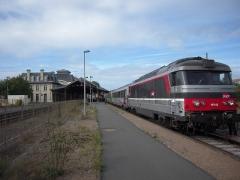 Gare -  L'objectif principal est de réhabiliter le tronçon La Roche-sur-Yon-La Rochelle, afin d'augmenter la vitesse de circulation des trains à 120 km/h. En mauvais état, la portion d'une centaine de kilomètres est en effet limitée à 60 km/h depuis décembre.