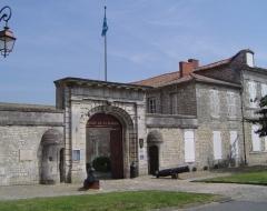 Ancien Hôtel de Cheusse, dit Hôtel de l'Intendance maritime -  Musée de la Marine, aussi l\'hôtel de Cheusses