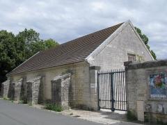 Remparts -  La poudrière de Rochefort