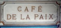 Café de la Paix -  Cafe de la Paix 01