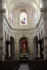 Cathédrale Saint-Louis - Cathédrale Saint-Louis de La Rochelle