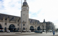 Gare -  Gare Sncf de la Rochelle, France