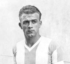 Maison - English: Alfredo Di Stéfano with the Argentina national team.