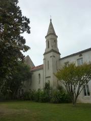Temple protestant - Temple protestant de La Rochelle