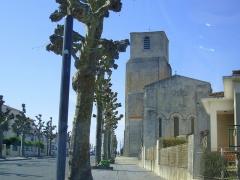 Eglise paroissiale Saint-Pierre -  photographie de Cobber17