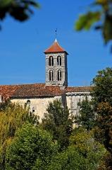 Eglise Saint-Brice - Deutsch: Saint-Bris-de-Bois,Ansicht von S