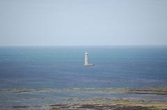 Vieux Phare des Baleines et phare des Baleineaux - Français:   phare Baleineaux