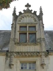 Château de Beaulon -  Lucarne