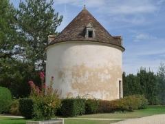 Château de Beaulon -  Pigeonnier (1740), château de Beaulon, St-Dizant-du-Gua, Charente-Maritime, France