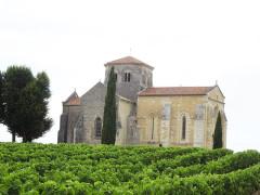 Eglise Saint-Eugène - English: Village church Saint-Eugene