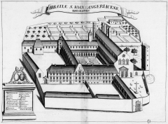 Ancienne abbaye Saint-Jean-Baptiste - French archaeologist and historian
