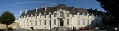 Ancienne abbaye Saint-Jean-Baptiste -  Abbaye Royale de St Jean d\'Angely (France)