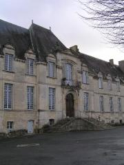 Ancienne abbaye Saint-Jean-Baptiste -  Abbaye royale de Saint-Jean-d'Angély