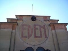 Cinéma l'Eden - Français:   Le cinéma \