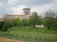 Eglise Sainte-Lheurine - Français:   L\'eglise de Sainte-Lheurine