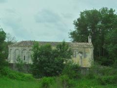 Eglise Saint-Martin - Français:   L\'église de Saint-Martin-d\'Ary
