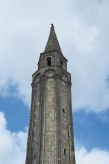 Lanterne des morts - Deutsch: Totenlaterne von Saint-Pierre-d'Oléron in Saint-Pierre-d'Oléron auf der Île d'Oléron im Département Charente-Maritime (Nouvelle-Aquitaine/Frankreich)