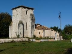 Eglise Saint-Pierre - Français:   Eglise de Saint-Pierre-du-Palais, Charente-Maritime, France