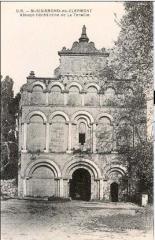 Ancienne abbaye de la Tenaille - Français:   carte postale ancienne abbaye de la Tenaille