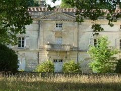 Ancienne abbaye de la Tenaille - Français:   château de la Tenaille (17), France