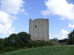 Tour de Broue -  Donjon à Broue