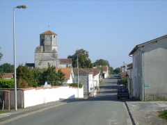 Eglise Saint-Sulpice - Français:   Saint Sulpice d\'Arnoult