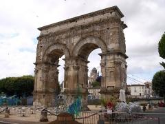 Arc de Triomphe -  Arc de Germanicus, Saintes