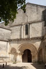 Eglise Saint-Pallais - English: Eglise Saint-Pallais; Saintes, Poitou-Charentes, Charente Maritime, France;; ref: PM_094152_F_Saintes;; Photographer: Paul M.R. Maeyaert; www.pmrmaeyaert.eu; © Paul M.R. Maeyaert; pmrmaeyaert@gmail.com; Cultural heritage; Europeana; Europe/France/Saintes;