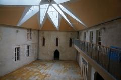 Ancien couvent des Jacobins et ancienne maison de Maurice Martineau, actuellement bibliothèque municipale - Français:   la chapelle de l\'étoile.