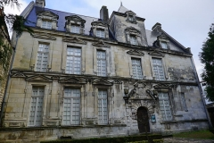 Maison dite du Présidial - Français:   vue de la façade de l\'Hôtel_dit_du_présidial.