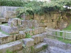 Rempart gallo-romain -  Rempart gallo-romain