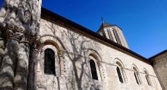 Eglise Notre-Dame - English: N-D de Surgères church, 11th century, Charente, France