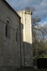 Eglise Notre-Dame - Deutsch: Katholische Kirche Notre-Dame-de-l'Assomption in Surgères im Département Charente-Maritime (Nouvelle-Aquitaine/Frankreich)
