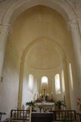 Eglise Saint-Martin - Français:   Église Saint-Martin de Taillant (Charente-Maritime, France).