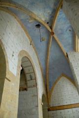 Eglise Notre-Dame - Deutsch: Kirche, Chor, Gewölbe Joch 1