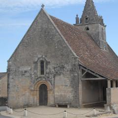 Eglise Notre-Dame - Deutsch: Antigny, Kirche, Fassade