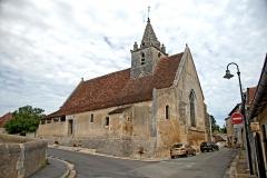Eglise Notre-Dame - Deutsch: Kirche von SO