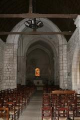 Eglise Saint-André -  Eglise Saint-Andre de Bonnes