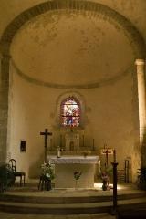 Eglise Saint-Martin - Français:   Église Saint-Martin de Brux