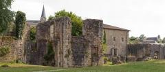 Ancienn abbaye Saint-Sauveur de Charroux - Abbaye Saint-Sauveur de Charroux